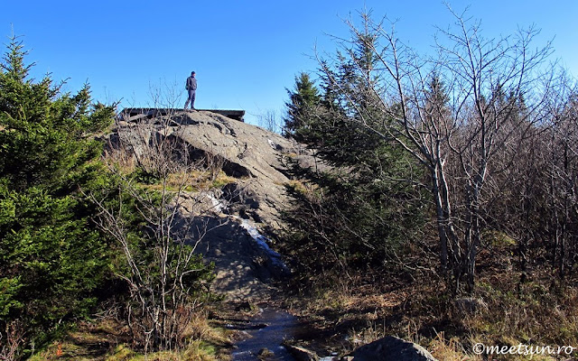 Mont-Orford hiking trails