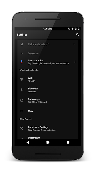 Domination Substratum Theme v4.1 [Patched]