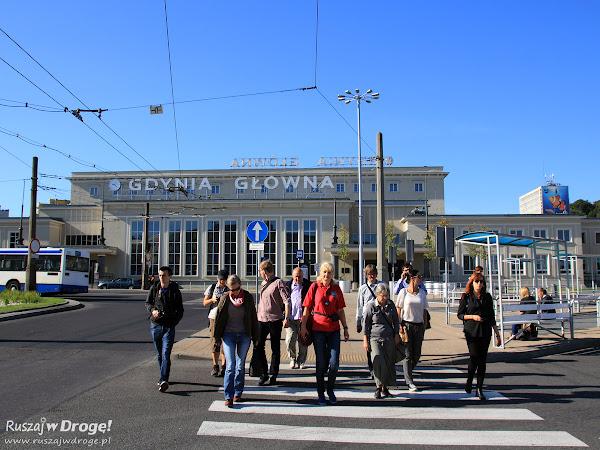 Spacer z przewodnikiem po Gdyni