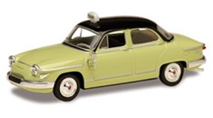 143103 Panhard PL17 Taxi 1961
