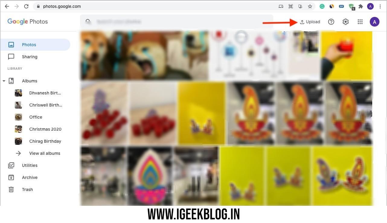 How to transfer your iCloud Photos to Google Photos
