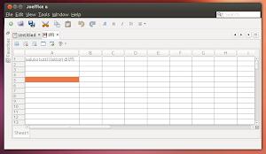 Joeffice su Ubuntu 13.04 Raring