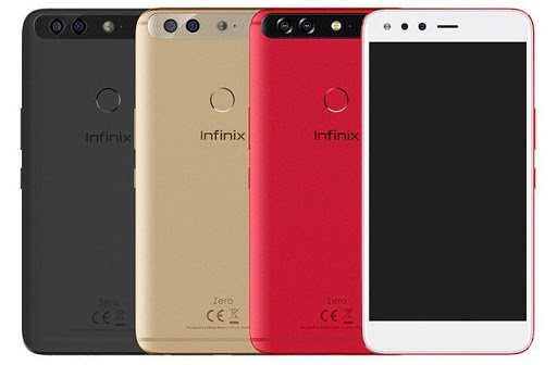 Infinix Zero 5 specs