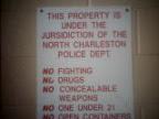 Echo's, North Charleston, SC. 2004.