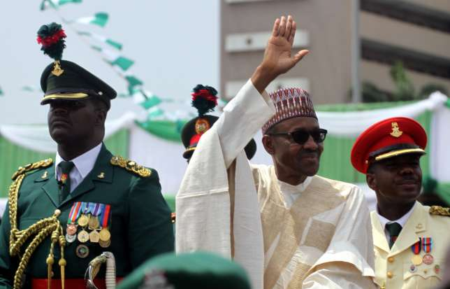 Just In: President Buhari leaves Nigeria after swearing-in