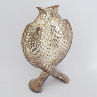Christofle Fish Vase