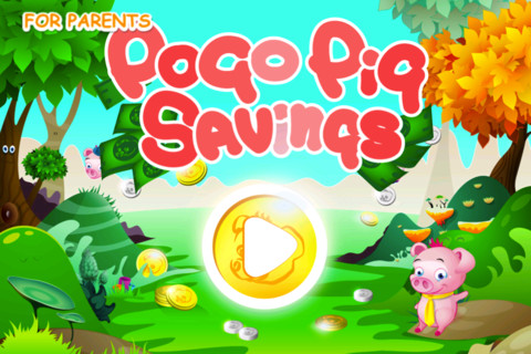Pogo Pig Savings Main Page