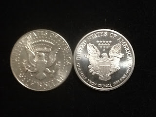 Walking Liberty Half Ounce Silver3