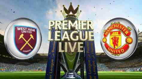Westham vs Manchester United Match Highlight