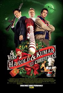 Kỳ Giáng Sinh Của Harold Và Kumar - A Very Harold And Kumar Christmas poster