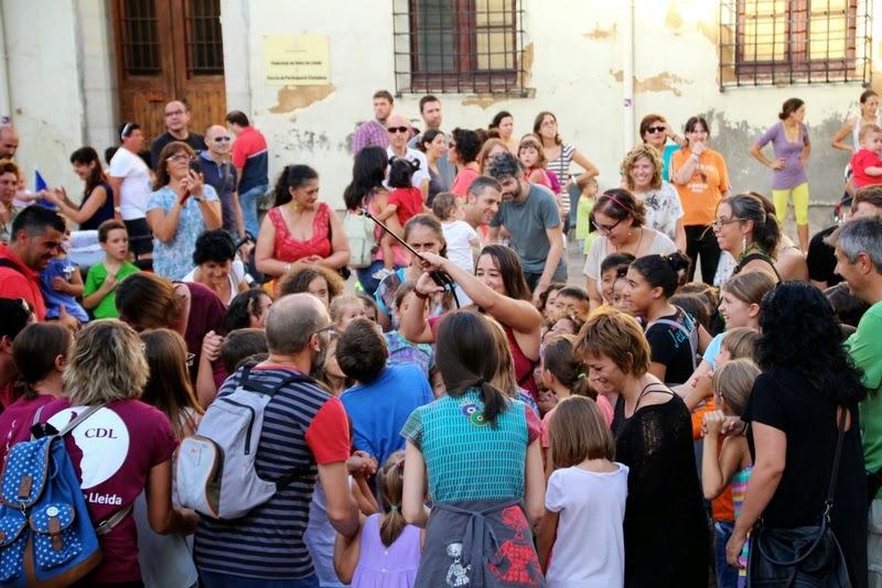 Festa infantil i taller balls tradicionals a Sant Llorenç  20-09-14 - IMG_4238.jpg