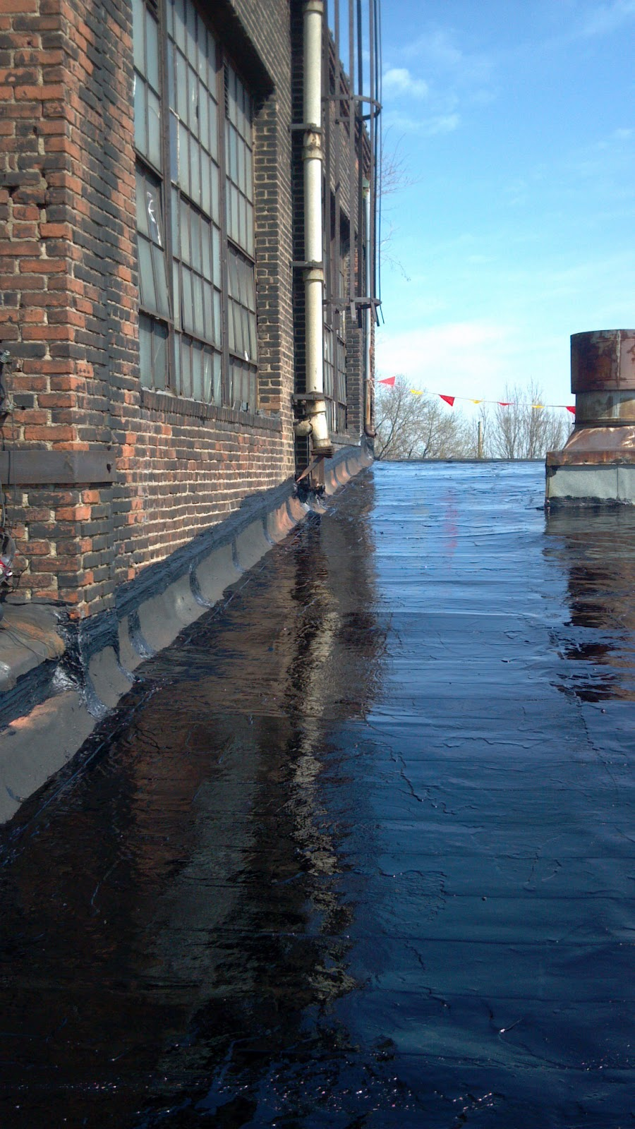 Marvelous Atlas Roofing Company Partial Roof Renovation   Cleveland, Ohio