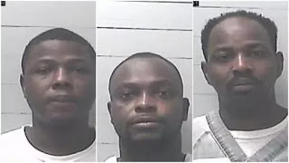 3 nigerian scammers in US