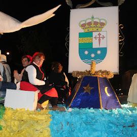 Cabalgata de Reyes de Puebla de la Calzada 2016 / Fotos Verónica Corzo