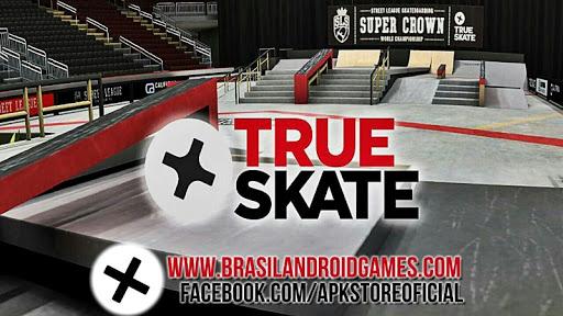 True Skate Imagem do Jogo