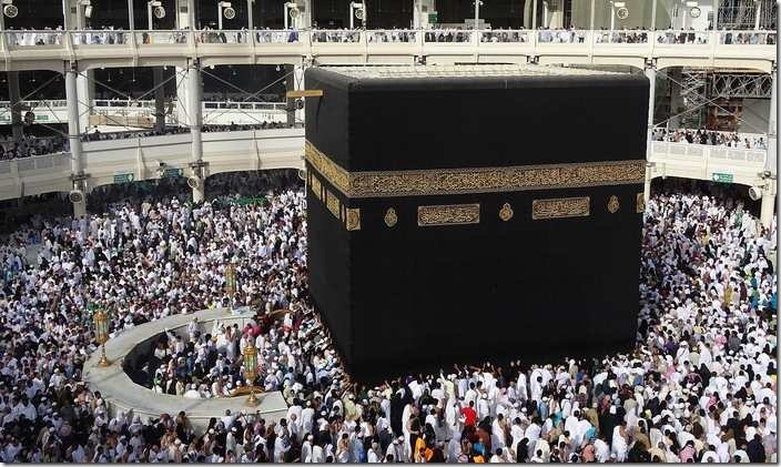 L'interprétation des rêves de la circumambulation (tawaf) en Islam.