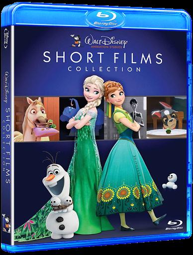 Coleção de Curtas da Walt Disney Animation Studios Torrent
