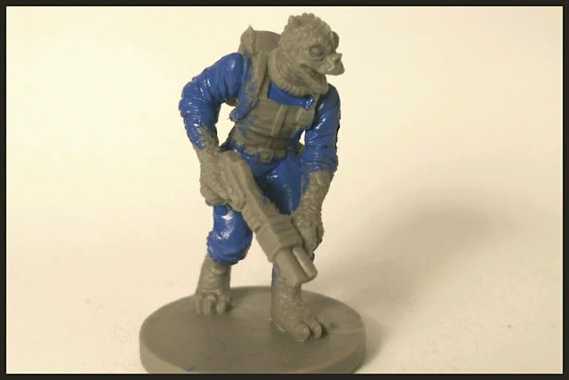 Trandoshan hunter Imperial Assault