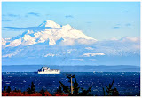 """""""Mount Baker in the Morning"""" by John Cook -- 2nd place B General"""