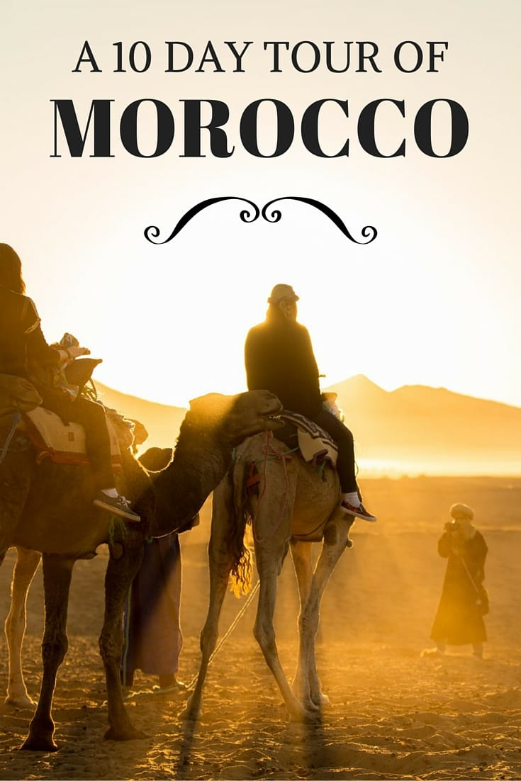 Full review of the ten day Adventure tour of Morocco with Travel Talk, including a full break down of the itinerary, the good, bad, and if this tour is for you!