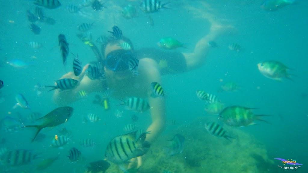 family trip pulau pari 090716 Pentax 10