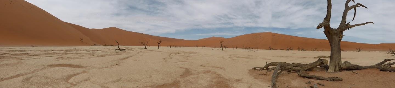 Dode Vlei (Namib-Naukluft National Park in Namibië)