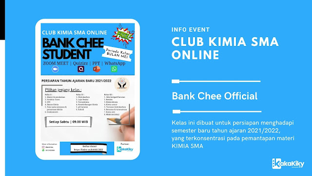 club kimia sma online