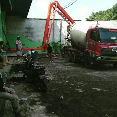 Harga Beton Cor Ready Mix Cirebon