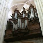 Cathédrale Notre-Dame : orgue