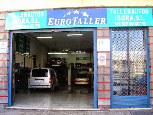 TALLER AUTOS ISORA S.L