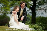 Bruidsreportage (Trouwfotograaf) - Foto van bruidspaar - 030
