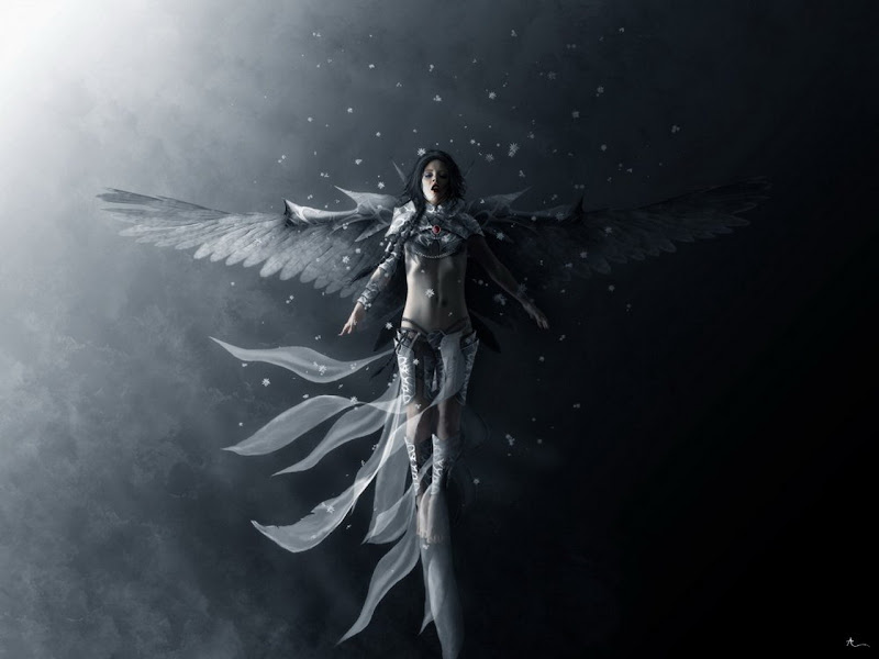 Angel Of Snow Wind, Angels 3