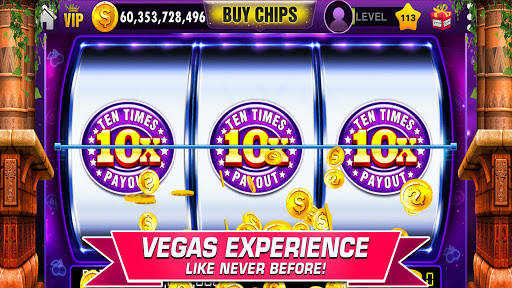 Slots : FREE Vegas Slot Machines - 7Heart Casino! 1.71 screenshots 1