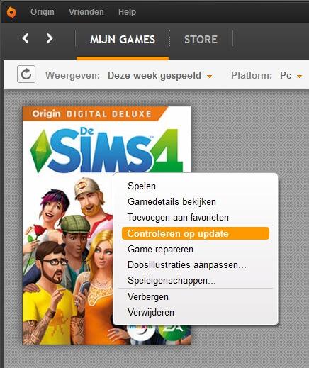 Hoe te daten in Sims gratis spelen