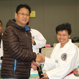 2ND TEST,  FOREIGNER'S TAEKWONDO