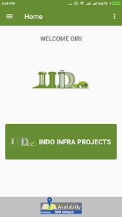 INDO INFRA - náhled