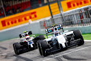 Valtteri Bottas, Williams FW36 Mercedes