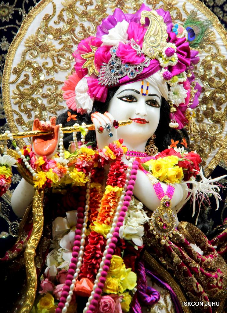 ISKCON Juhu Sringar Deity Darshan on 11th Sep 2016 (20)