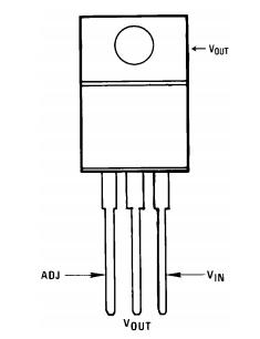 Mạch nguồn điều chỉnh dùng IC LM317 - SangTaoClub.Net