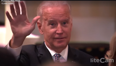 Joe Biden tells gathering that Trump, Cruz and GOP are racist