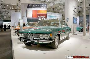 BMW cars at Techno Classica Essen 2018