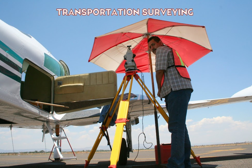 Transportation Surveying Photos
