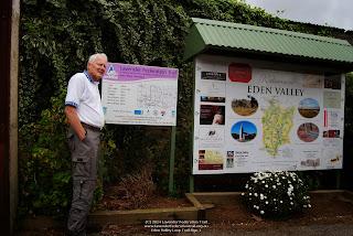 Eden Valley Loop Trail Sign 1