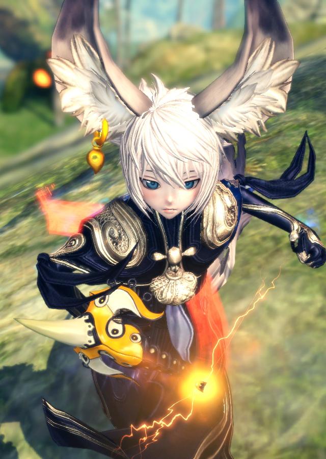 Blade & Soul: Anh chàng đẹp trai của tộc Lyn