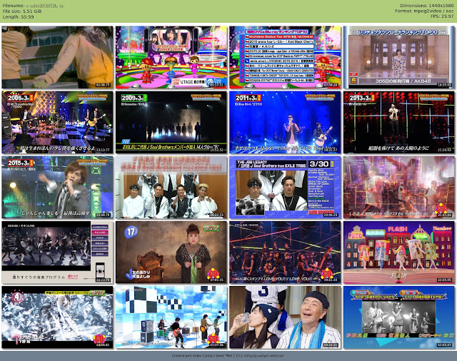 [TV-Variety] CDTV – 2016.03.26 (TS/5.5GB)