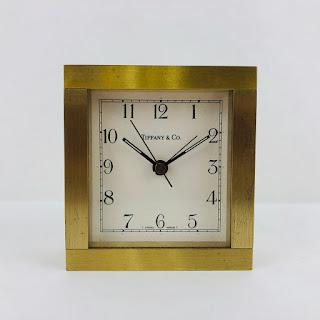 *SALE* Tiffany & Co. Alarm Clock