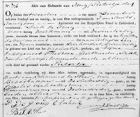 Jong, Pietertje de Geboorteakte 02-12-1846 Lekkerkerk.jpg