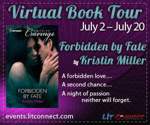Forbidden by Fate by Kristin Miller Tour Hosted by Lit Connect