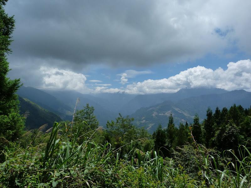 Montagnes a perte de vue