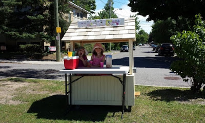 Ottawa shuts down kids' lemonade stand over permit